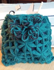 Magic loom Craft bag